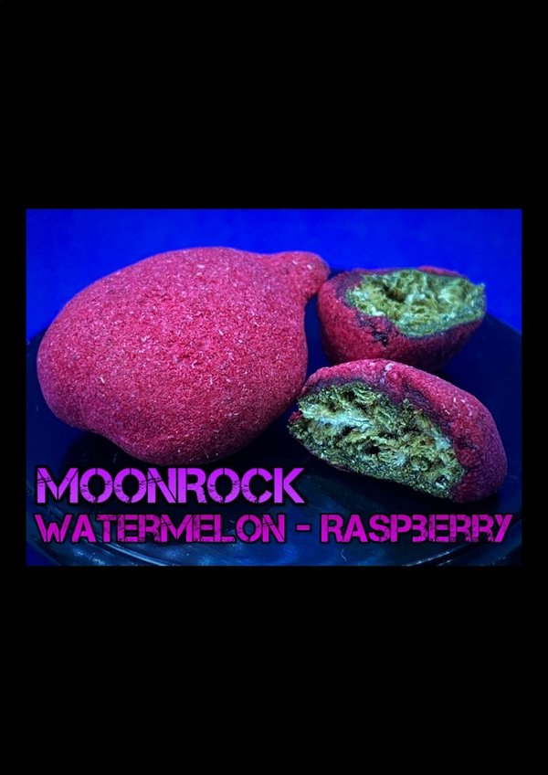 Watermelon-Raspberry MoonRock